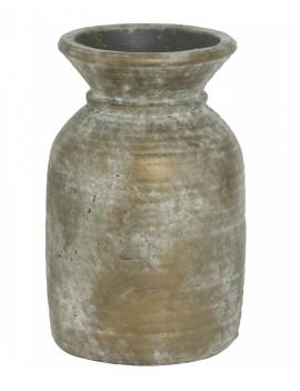 Keramická bronzová váza Tambora