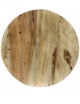 Dřevěná stolička Ted