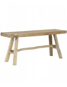 Dřevěná lavička Gamby