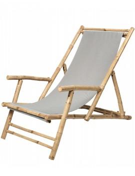 Bambusové křeslo Relax