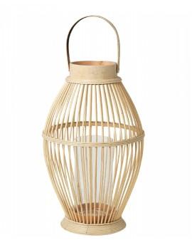 Bambusová lucerna Cage