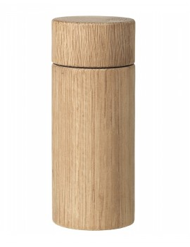 Dřevěný mlýnek na sůl/pepř větší